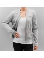 Reebok Bomber jacket Varsity gray