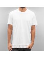 Reebok Camiseta Layered blanco