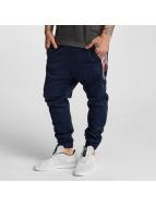 Reebok Pantalón deportivo F Franchise Tracker azul