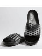 Reebok Slipper/Sandaal Classic Slide zwart