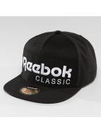 Reebok Snapback Cap Foundation black