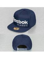Reebok snapback cap Classics Foundations blauw