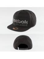 Reebok Snapback Foundation noir