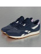 Reebok Sneaker CL Nylon WR blau