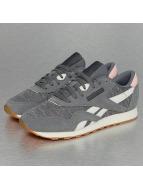 Reebok Sneaker CL Nylon WR grau