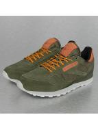 Reebok sneaker Classic Leather OL groen