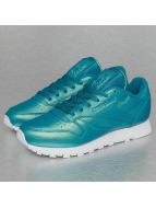 Reebok Sneaker Classic Leather Pearlized grün
