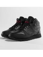 Reebok Sneaker Classic Leather TWD Mid nero