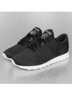 Reebok Sneaker CL Nylon Jacquard schwarz