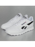 Reebok Sneaker Classic Leather Pop weiß
