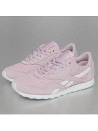 Reebok Sneakers CL Nylon Slim Architect fialová