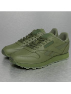 Reebok Sneakers CL Leather Solids green