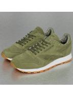 Reebok Sneakers Classic Leather grön