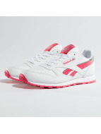 Reebok Classic Leather Reflect Sneakers White/Fearless Pink/ Silverd Metallic