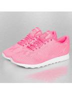 Reebok Sneakers CL Nylon Jacquard rosa