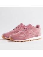 Reebok Classic Leather Clean Exotics Sneakers Rose/Chalk/Gum