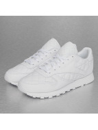 Reebok Sneakers CL Leather Quilted white