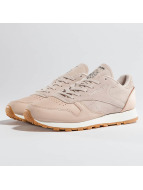 Reebok Tøysko Leather Golden Neutrals rosa