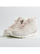 Reebok Tøysko Classic Leather Artic rosa