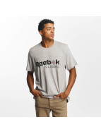 Reebok T-paidat F Franchise Iconic harmaa