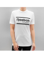 Reebok T-Shirt Iconic blanc