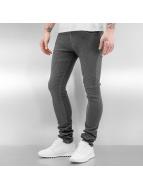 Reell Jeans Úzke/Streč Radar Stretch Super Slim Fit šedá