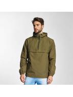 Reell Jeans Демисезонная куртка Hooded оливковый