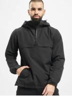 Reell Jeans Демисезонная куртка Hooded черный