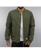 Reell Jeans Куртка-бомбардир Padded Flight оливковый