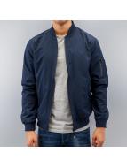 Reell Jeans Bomber Ceket Technical mavi