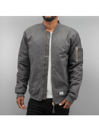 Reell Jeans Bomber Padded Flight gris