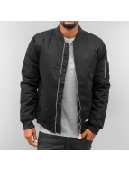 Reell Jeans Bomber jacket Padded Flight black