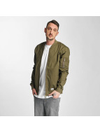 Reell Jeans Bomber jacket Flight olive