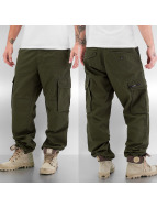 Reell Jeans Cargohose Ripstop grün