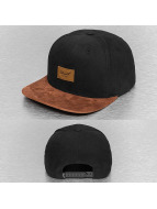 Reell Jeans Casquette Snapback & Strapback Suede noir