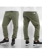 Reell Jeans Chino Jogger olive