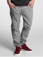 Jogger Jeans Grey Knit D...