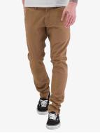 Reell Jeans Kumaş pantolonlar Flex Tapered bej