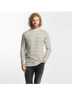Reell Jeans Langærmede Striped hvid