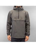 Reell Jeans Lightweight Jacket Hooded gray