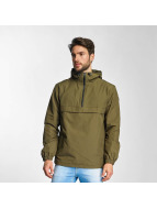 Reell Jeans Lightweight Jacket Hooded olive