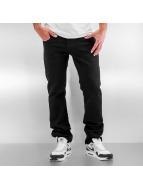 Reell Jeans Loose Fit Jeans Lowfly czarny