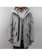 Reell Jeans Manteau Mountain gris