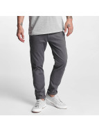 Reell Jeans Pantalon chino Flex Tapered gris