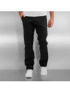 Reell Jeans Pantalone chino Straight Flex nero