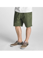 Reell Jeans shorts Easy olijfgroen