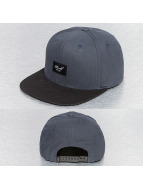 Reell Jeans Snapback Cap Pitchout 6-Panel grau