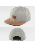 Reell Jeans Snapback Cap Suede grün