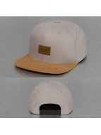 Reell Jeans Snapback Suede gris