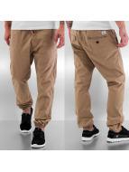 Reell Jeans Spodnie do joggingu Reflex brazowy